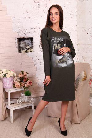Платье №2363, р. 46-56