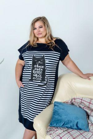 Туника-платье №60