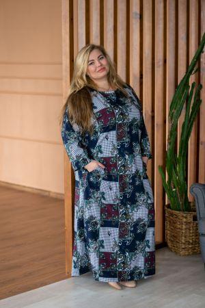 Платье №4646