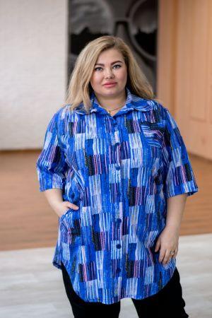 Рубашка №4643