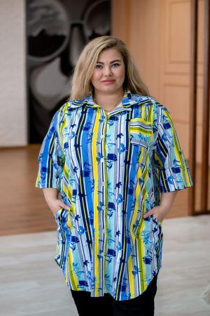 Рубашка №2726