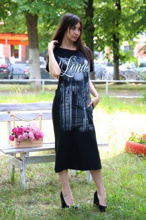 Платье №2433