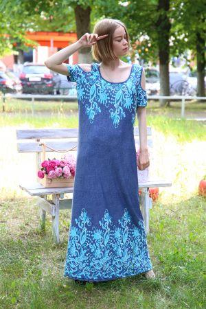 Платье №2451, р. 48-62